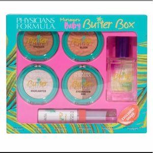 Physicians Formula MURUMURU BABY BUTTER BOX New LE